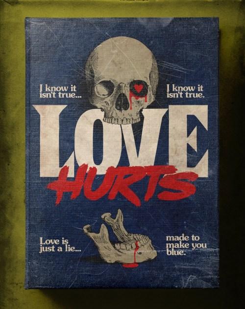Butcher Billy ilustra Love Hurts de Nazareth