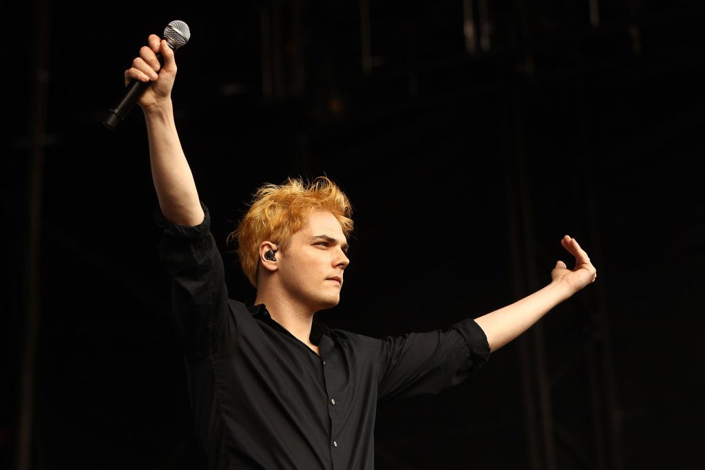 Datos curiosos de Gerard Way cantante de My Chemical Romance