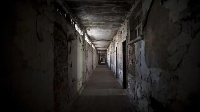El hotel abandonado en la colonia Doctores
