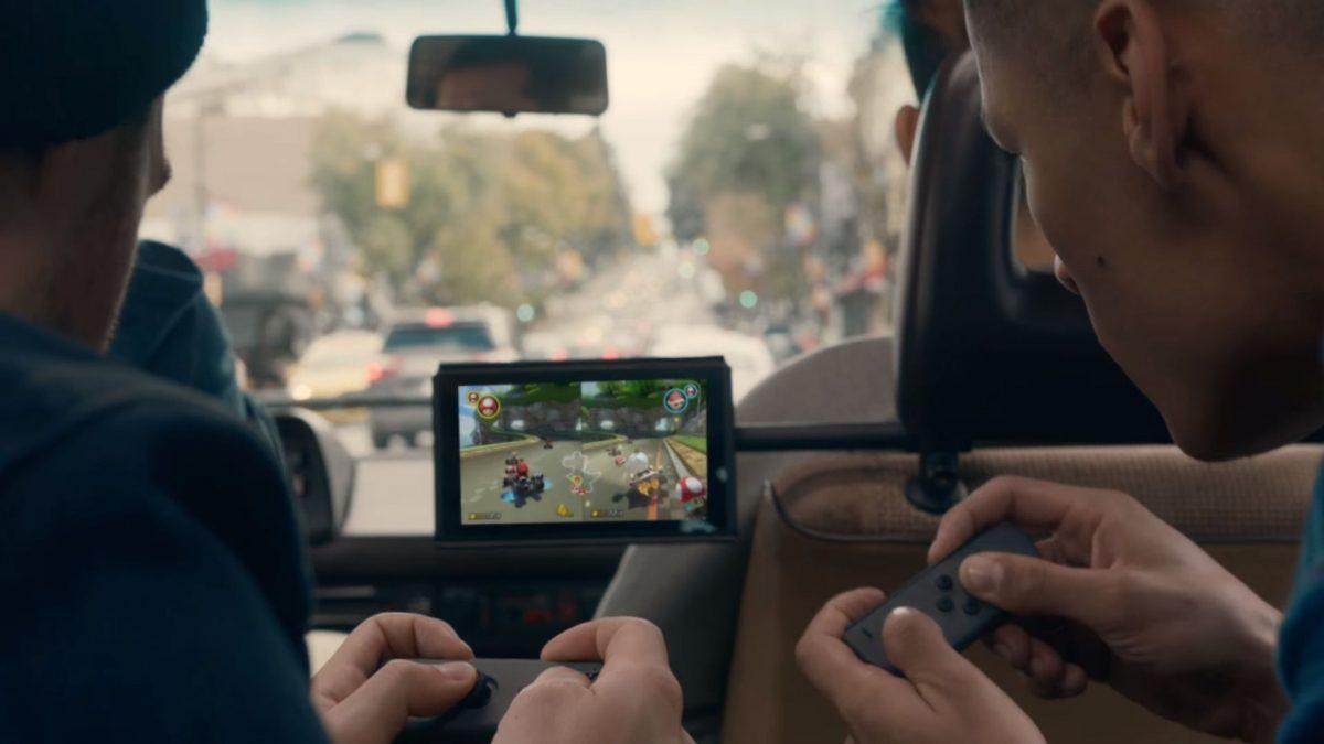 Los habitantes de la CDMX podrán probar la Switch durante el evento Switch sobre Ruedas