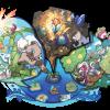 La siguiente misión global de Pokémon Sol y Luna tratará de cosechar pokéhabas en el poképelago