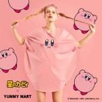 Colecci{on de pijamas y ropa interior de Kirby por Peach John