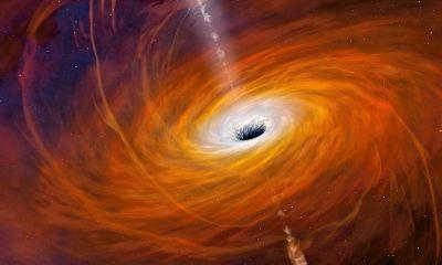 Sagitario A, el agujero negro al centro de la Vía Láctea