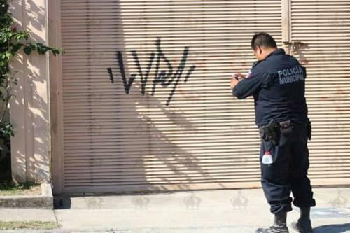 """Una foto de la granada """"Pa'l feis"""""""