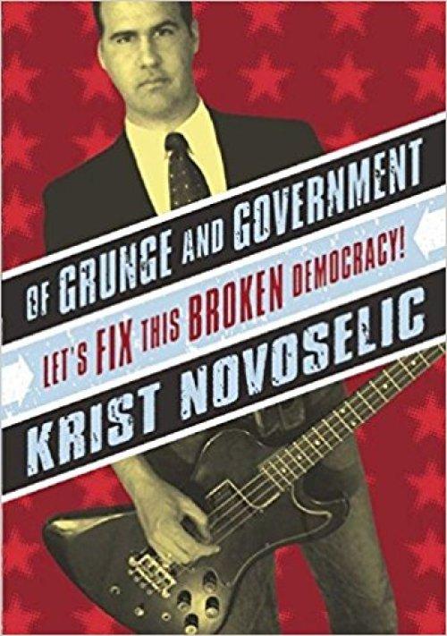 Krist Novoselic también está interesado en la política