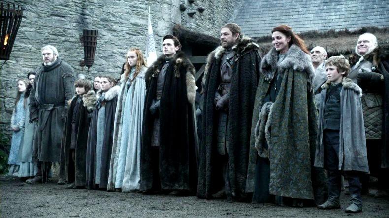 La reunión familiar Stark que siempre esperaste ver