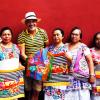 Christian Louboutin lanza bolsa hecha por mayas y se agota rápidamente