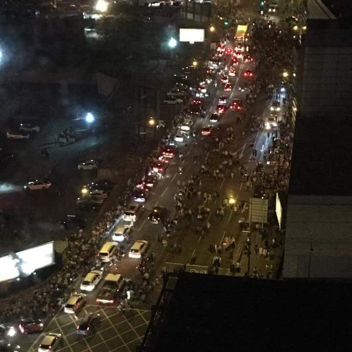 Explosiones en la Manchester Arena después del concierto de Ariana Grande
