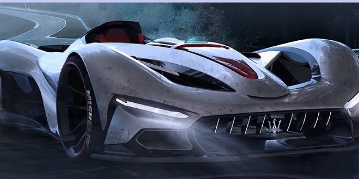 Chécate el hermoso automóvil de la firma Maserati que está inspirado en Lionel Messi