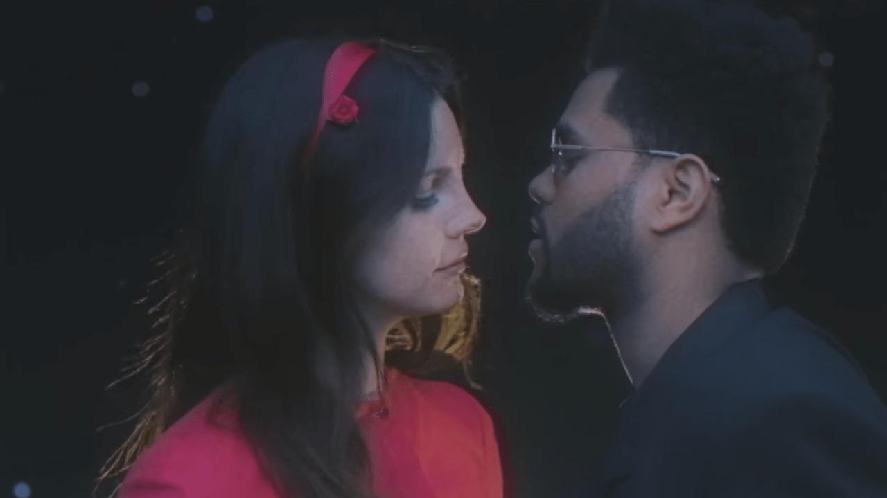 The Weeknd y Lana del Rey