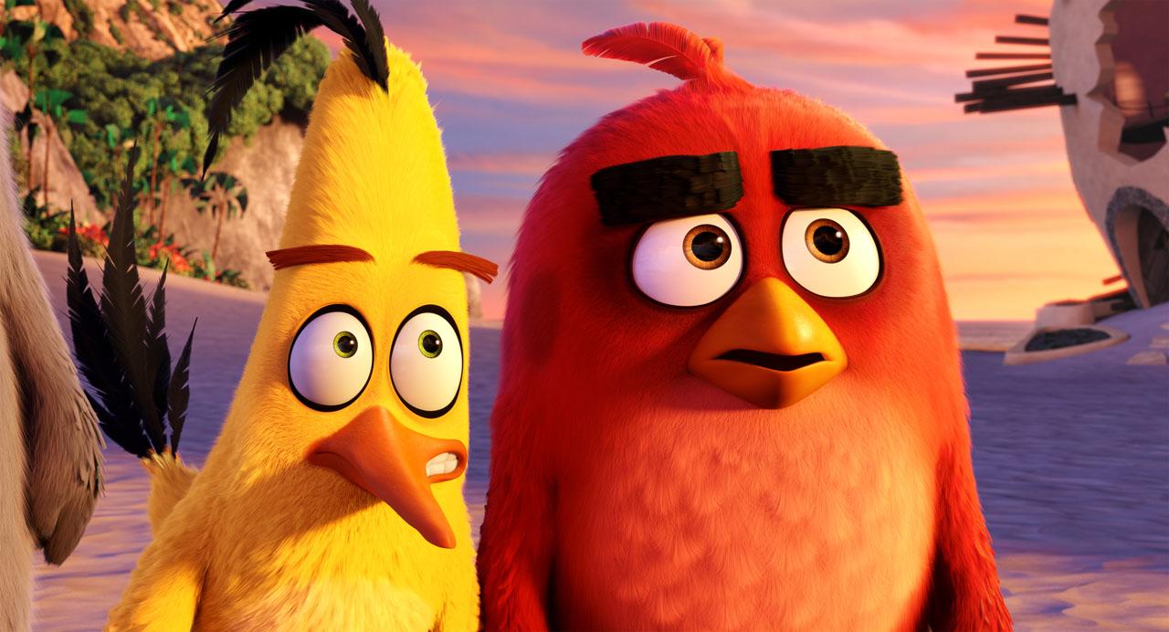 La película de Angry Birds tendrá una secuela