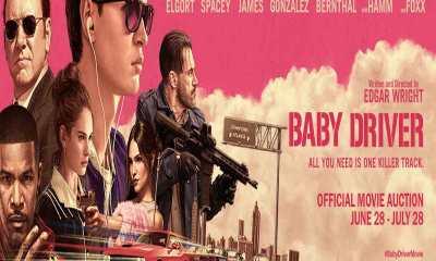 Baby Driver, la nueva película de Edgar Wright