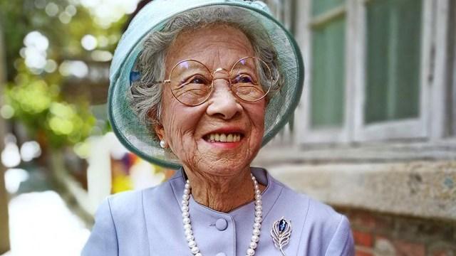 China parecida Reina Isabel