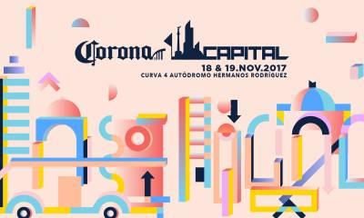 Este es el cartel oficial completo del Corona Capital 2017