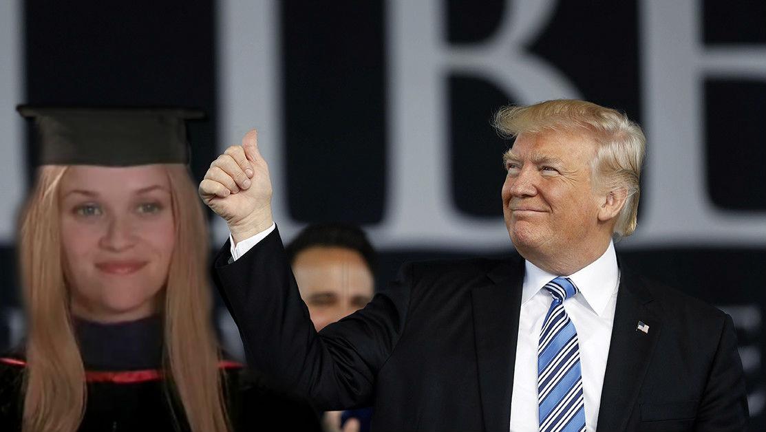 Confía en ti y podrás ser presidente