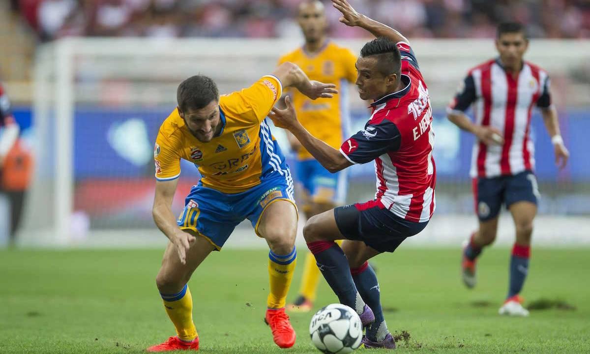 No te pierdas la gran final del futbol mexicano entre las Chivas y los Tigres por...¡Televisa y Tv Azteca!