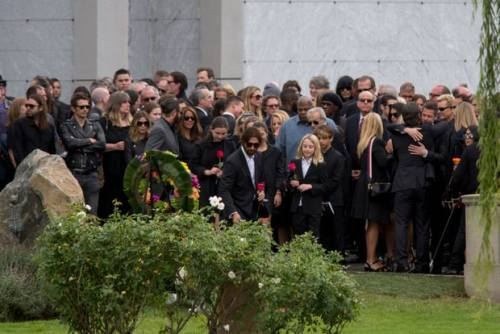 Funeral de Chris Cornell