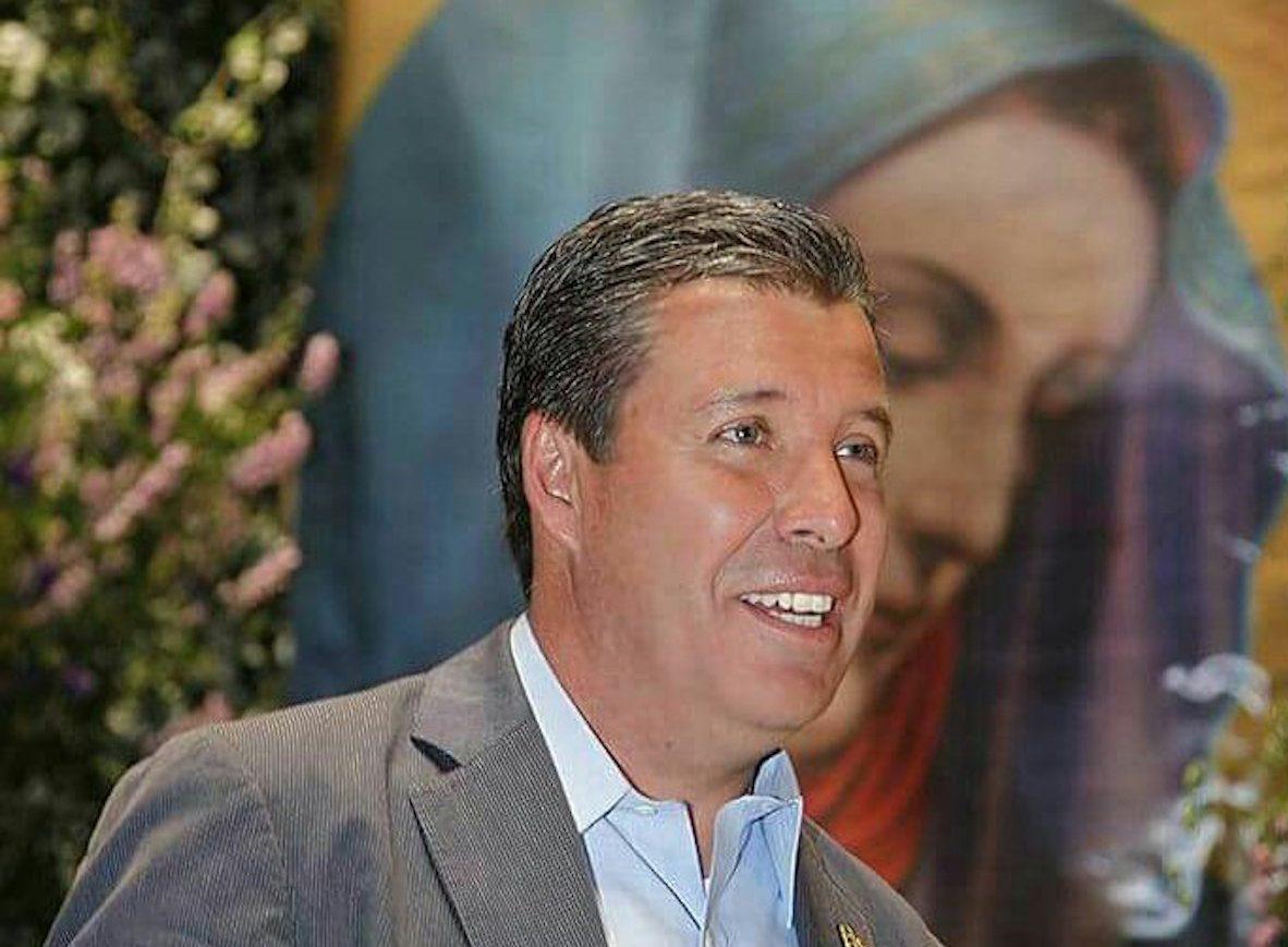 Gobernador de Guanajuato al estado a Dios y al Virgen María