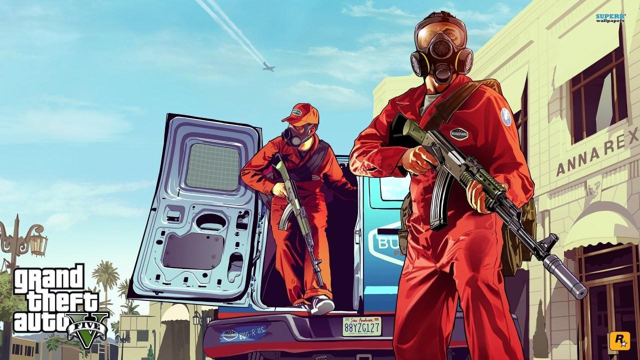 Droga en un videojuego: un niño de 11 años encontró droga en una copia usada de Grand Theft Auto V