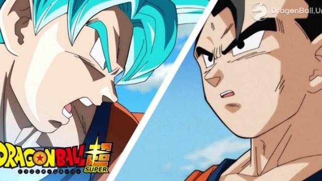 Goku y Gohan se enfrentan en el capítulo 90 de Dragon Ball Super