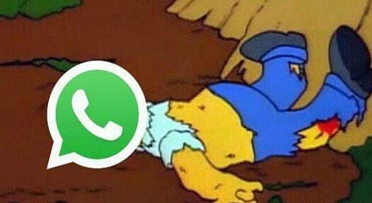 WhatsApp se cae globalmente por segunda vez en lo que va de Mayo