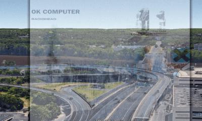 Fan clavado de Radiohead descubre qué carretera es la de la portada del OK Computer