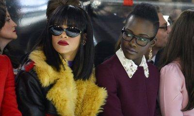 Rihanna y Lupita Nyong'o protagonizarán una película de Netflix gracias a Twitter