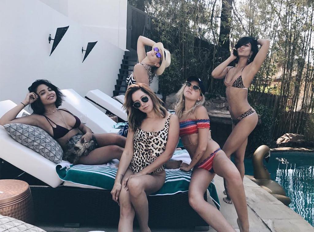 Ashley Tisdale y Vanessa Hudgens prenden Instagram con su twerking