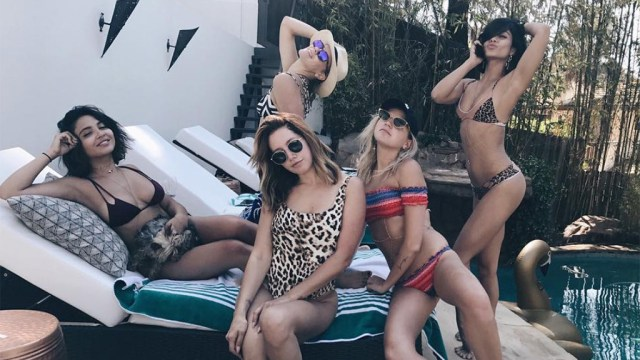 Ashley Tisdale y Vanessa Hudgens prenden Instagram con su twerking