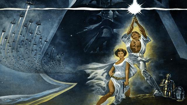 Star Wars Episodio IV, Una Nueva Esperanza