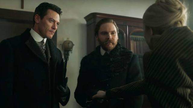 Llega el primer trailer de The Alienist con Luke Evans y Dakota Fanning
