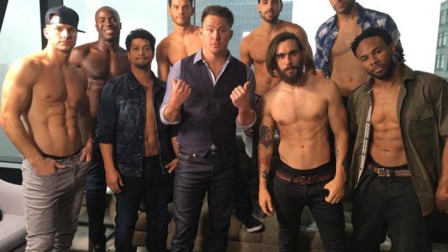 Las sexys audiciones de Magic Mike Live son perfectas para comenzar la semana