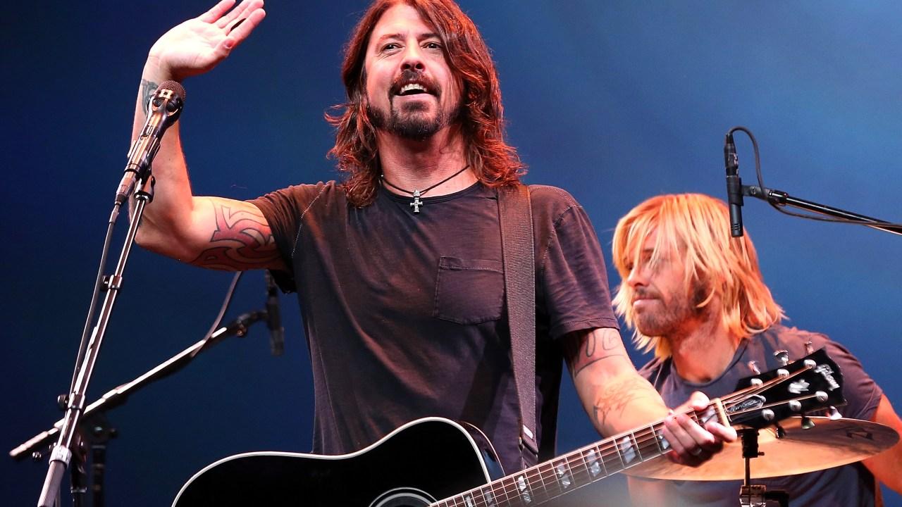 Foo Fighters revela detalles de su nuevo disco Concrete and Gold