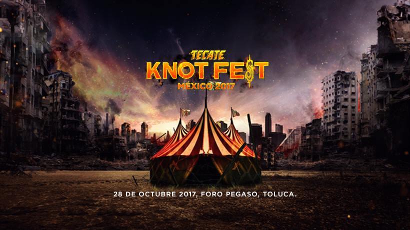 Fecha y lugar confirmados para el Knot Fest 2017