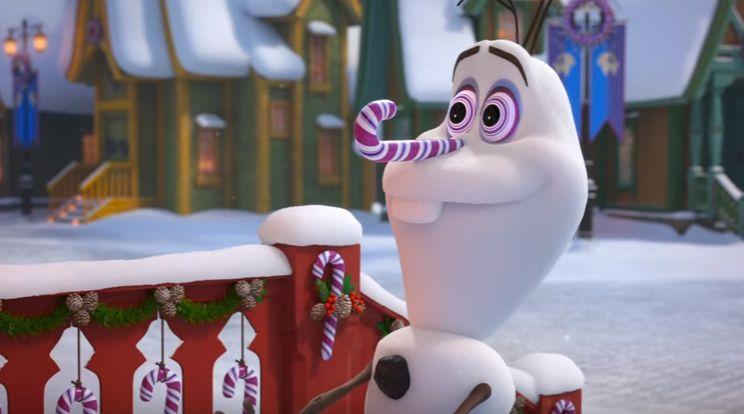 Llega el primer trailer de las Aventuras de Olaf que se estrenara junto con Coco