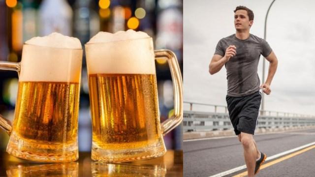 La cerveza es mejor que el agua al hacer ejercicio: ciencia