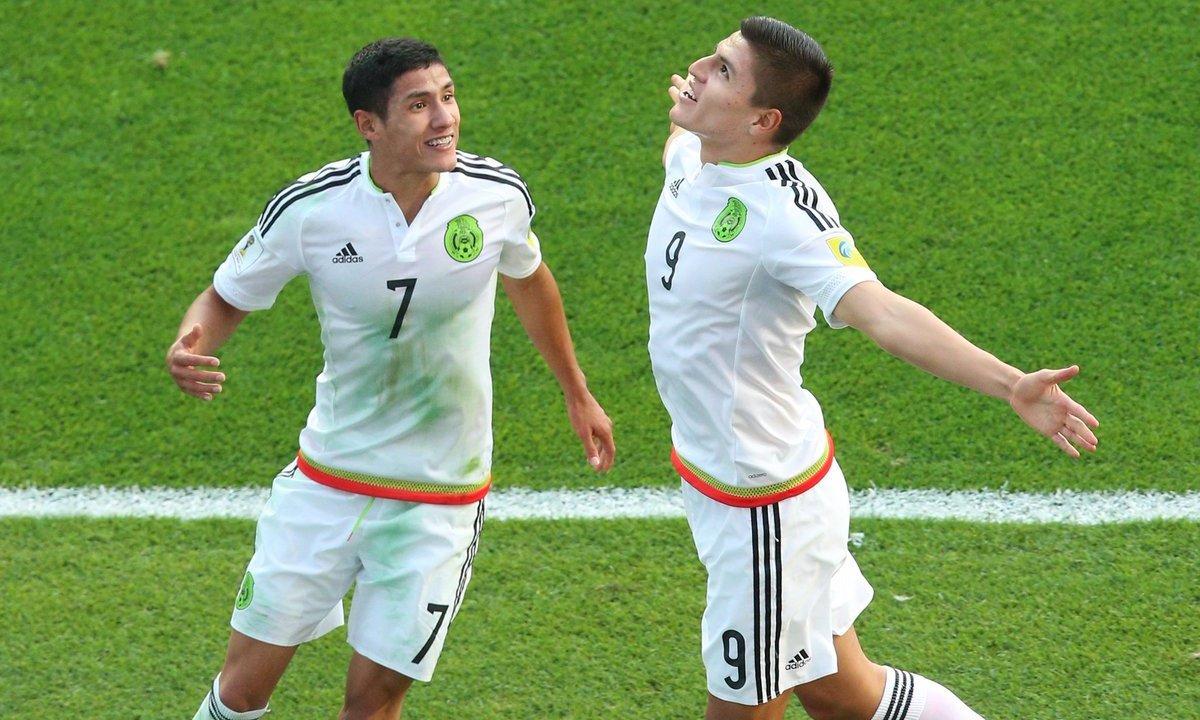 La Selección Mexicana sub 20 derrotó a Senegal y avanza a cuartos de final