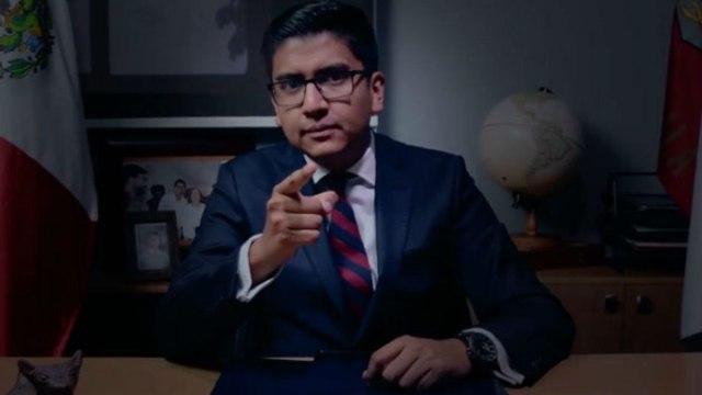 """Primero robó discurso de """"House of Cards"""" y ahora el ex alcalde de Tlaxcala no sabe como arreglarlo"""