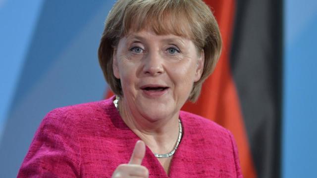 Angela Merkel, la canciller alemana, inaugurará la Gamescom 2017