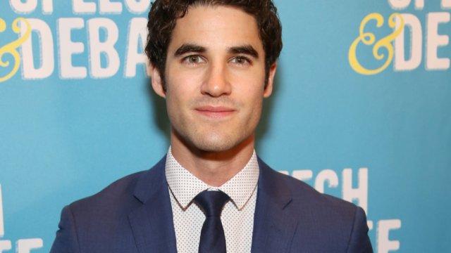Darren Criss derrite Instagram con una selfie hot