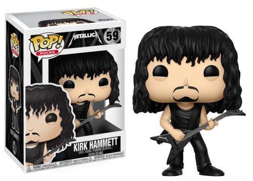 Kirk Hammett en Funko