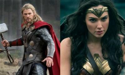 La Mujer Maravilla quiere patear el trasero de Thor y colisionar universos