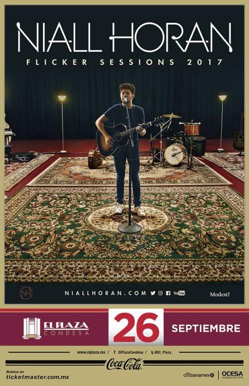 Niall Horan nos visitará en su faceta solista