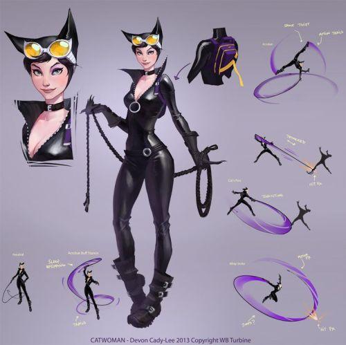 Gotham City Sirens, Eiza González, DC Comics, Harley Quinn, Gatúbela, Catwoman