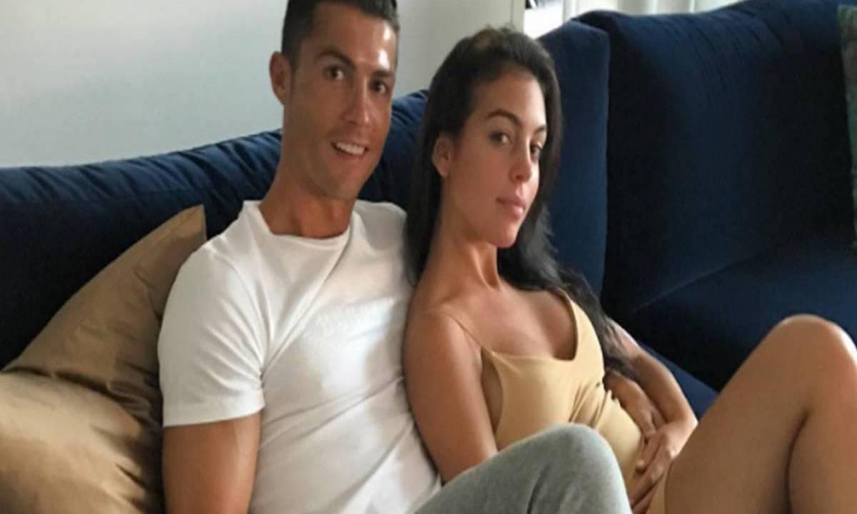Cristiano Ronaldo confirmó embarazo de Georgina Rodríguez
