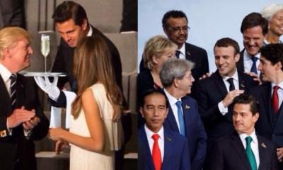 Los mejores memes de la cumbre g-20