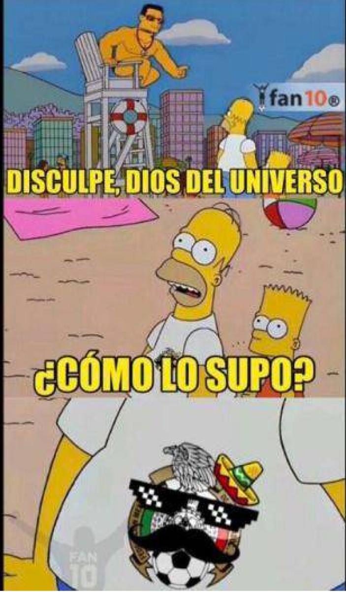 meme dios del universo