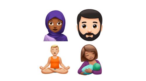 En otoño llegan nuevos emojis