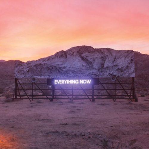El quinto disco de Arcade Fire será Everything Now