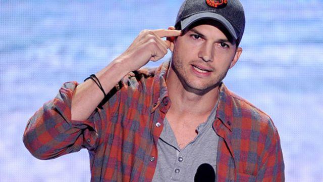 Ashton Kutcher pide privacidad para sus hijos